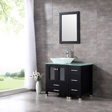 Modern Bathroom Cabinet Vanities Ebay