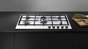 kitchen gas induction gas electric cooktops kitchen appliances fisher