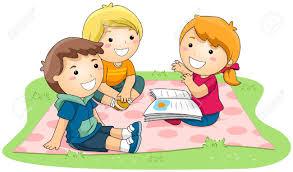 9736 kids reading clipart kids reading clipart clipartfan