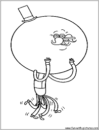 regular show coloring pages information