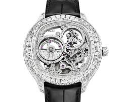 piaget tourbillon prestigeguide luxury prestigious watches br br piaget