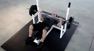 Who Invented The Bench Press This Invention Removes The Need For A Spotter On Bench Presses