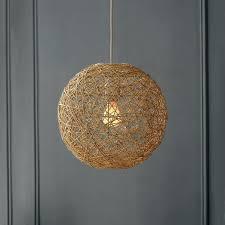 Pendant Light Melbourne Woven Pendant Light Melbourne Wicker Basket Hanging Lights U2013 Eugenio3d