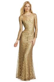 gold cassia gown by issa for 80 rent the runway