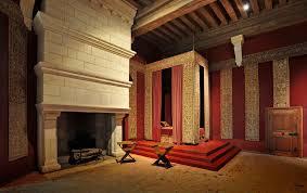 chambre d h es chambord à chambord retrouvons le décor de françois ier château de chambord