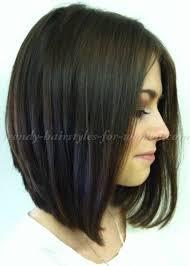 medium bob hairstyle front and back medium length hairstyles for straight hair messy medium length