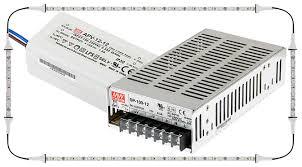 nexlux led light strip installation led strip lighting choosing the right led power supply super