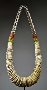 necklace from beads images Necklace from papua new guinea textile natural fibre shells jpg