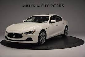 maserati ghibli 2017 maserati ghibli sq4 s q4 stock ww1474 for sale near