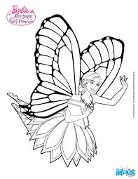 mariposa flying through flutterfield coloring pages hellokids com