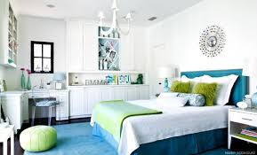 Modern Blue Bedrooms - tween u0027s room contemporary u0027s room martensen jones
