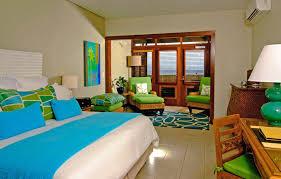 Peter Island Resort And Spa Tortola Island British Virgin - Bedroom island