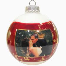 personalized photo ornament rainforest islands ferry