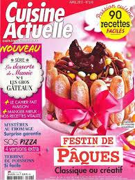 cuisine actuelle recettes le magazine cuisine actuelle un festival de recettes le