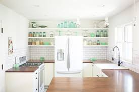 Small White Kitchen Small Kitchen Diy Kitchen Remodel Diy Kitchen Remodel Ideas Houselogic
