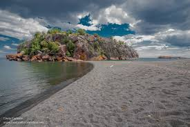 Minnesota beaches images My first visit to black beach sliver bay minnesota exploration jpg