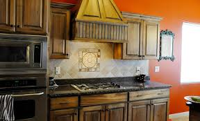Kitchen  Kitchen Backsplash Ideas With Dark Oak Cabinets Subway - Kitchen backsplash ideas with dark oak cabinets
