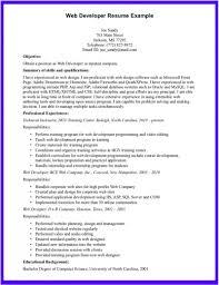 Resume Crm Salesforce Resume For Freshers Sample Salesforce Developer Resume