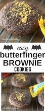 halloween candy sale easy butterfinger brownie cookies blackberry