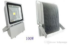 100w led floodlights ip65 garden stadium floodlight 100 watt