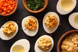 sriracha deviled eggs recipe chowhound