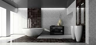 black white bathrooms ideas modern black and white bathroom designs