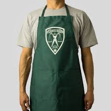 Screen Printed Aprons Purpose Built Outerwear Trimmer U0027s Apron By Upper Playground