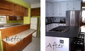 Before And After Galley Kitchen Remodels How Will Your Home Benefit From A Kitchen Renovation Interior