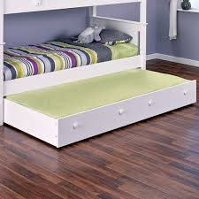 Twin Bed With Pull Out Bed Bedrooms Twin Trundle Bed Twin Bed With Trundle Trundle Bed