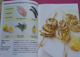 livre la cuisine pour les nuls brochettes de poulet et courgettes recettes simplissime
