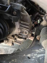 avalon i cant find the fill plug for the rear differential