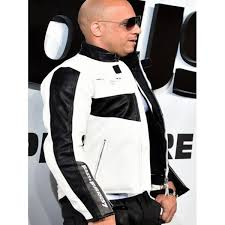 leather motorcycle jackets for sale fast and furious 7 premiere vin diesel white leather motorcycle