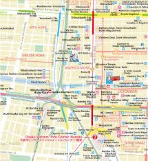 Osaka Subway Map by Namba And Shinsaibashi Shopping Street Osaka Japan Blue Moon