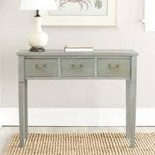 my desk has no drawers console tables for less overstock com