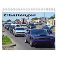 dodge challenger calendar dodge calendars zazzle