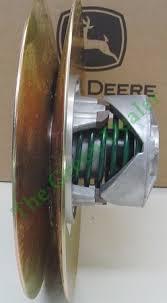 john deere 6x4 gator secondary drive clutch am138486