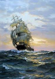 why did the pilgrims come to the new world ships sailing