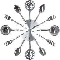 horloge cuisine pas cher pendule cuisine achat pendule cuisine pas cher rue du commerce