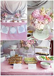 bridal shower table decorations unique and meaningful bridal shower ideas made by the host