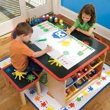 kids art table and chairs kids bedroom rugs kids art table with storage kids bedroom playroom