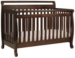 Davinci Emily Mini Convertible Crib by Espresso Color Crib Creative Ideas Of Baby Cribs