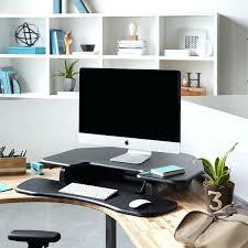 Standing Desk Kangaroo Adjustable Stand Up Desk Add On Full Size Of Deskdiy Modern Desk