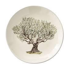 napa farmhouse dinner plates tree williams sonoma
