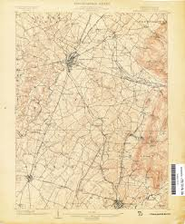 Pennsylvania County Maps by