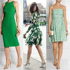 what color goes with green best color shoes to wear with green dress