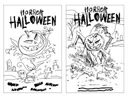 scary drawing ideas halloween drawings ideas halloween drawing