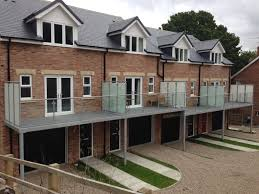 the balcony structure was manufactured using galvanised and powder
