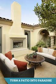 Backyard Ideas Patio by 94 Best Patio Projects Images On Pinterest Outdoor Spaces