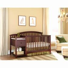4 In 1 Crib With Changing Table Baby Beds With Changing Table Beautiful Imagio Baby Montville 4 In