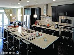 one wall kitchen designs with an island 100 one wall kitchen designs with an island martha u0027s best